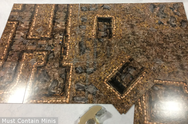 Paper Trenches for Bolt Action - Terrain Review