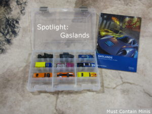 Read more about the article Spotlight: Gaslands by Osprey Games