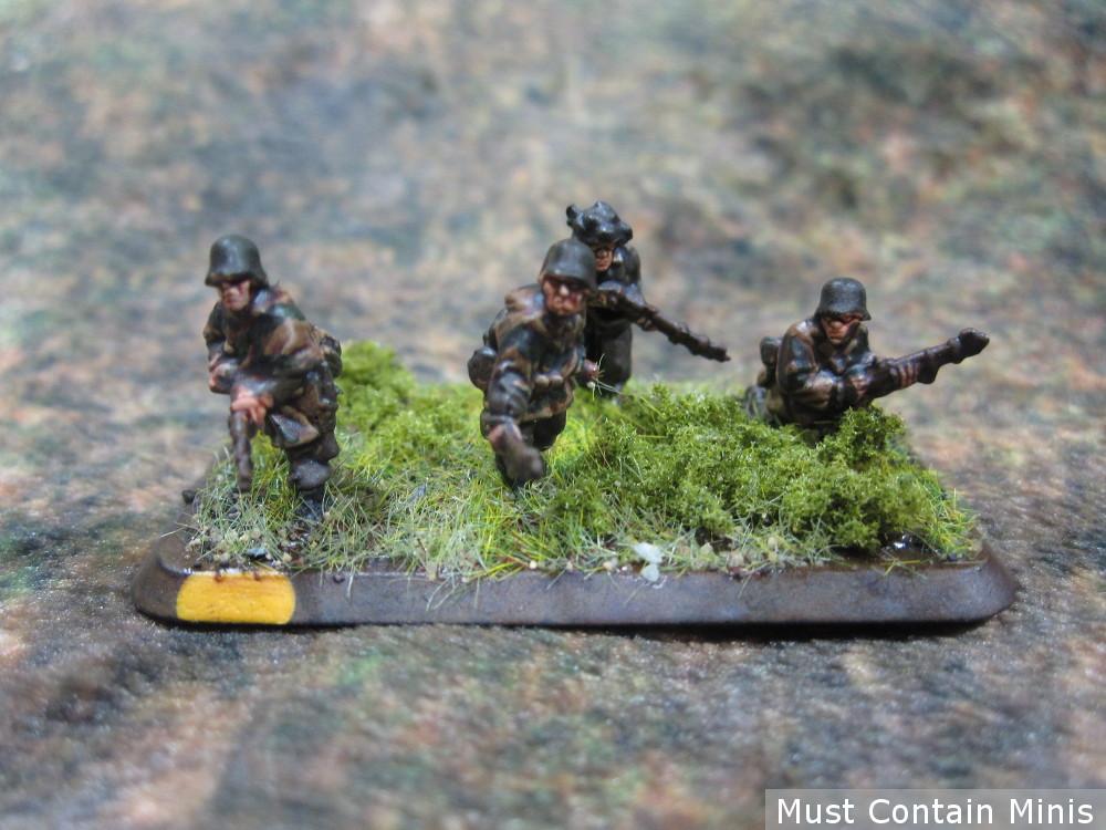 15mm Grenadier Scout