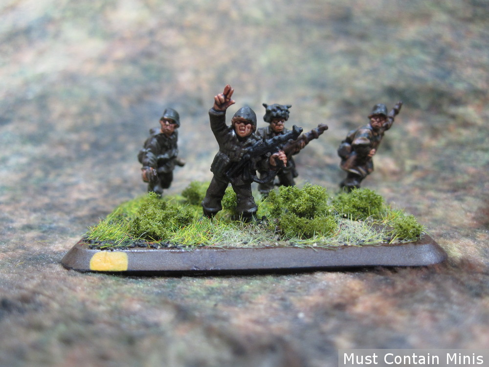 Grenadier Scout Stand for 15mm WW2 Gaming