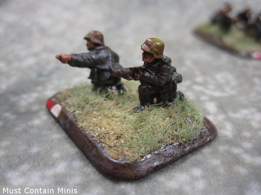 German Spotter team for Flames of War