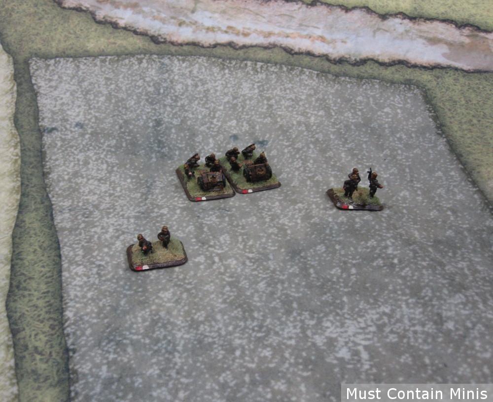 The Infantry Gun Platoon