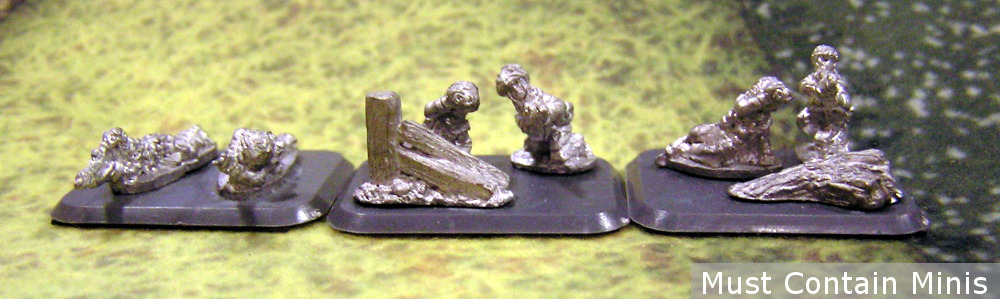 British Snipers for Flames of War
