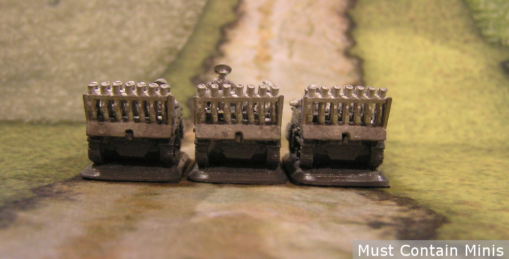 15mm PIAT Battery Universal Carriers