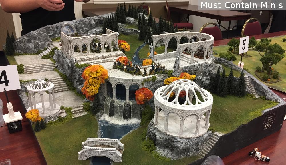 Amazing Hobbit Terrain - Games Workshop