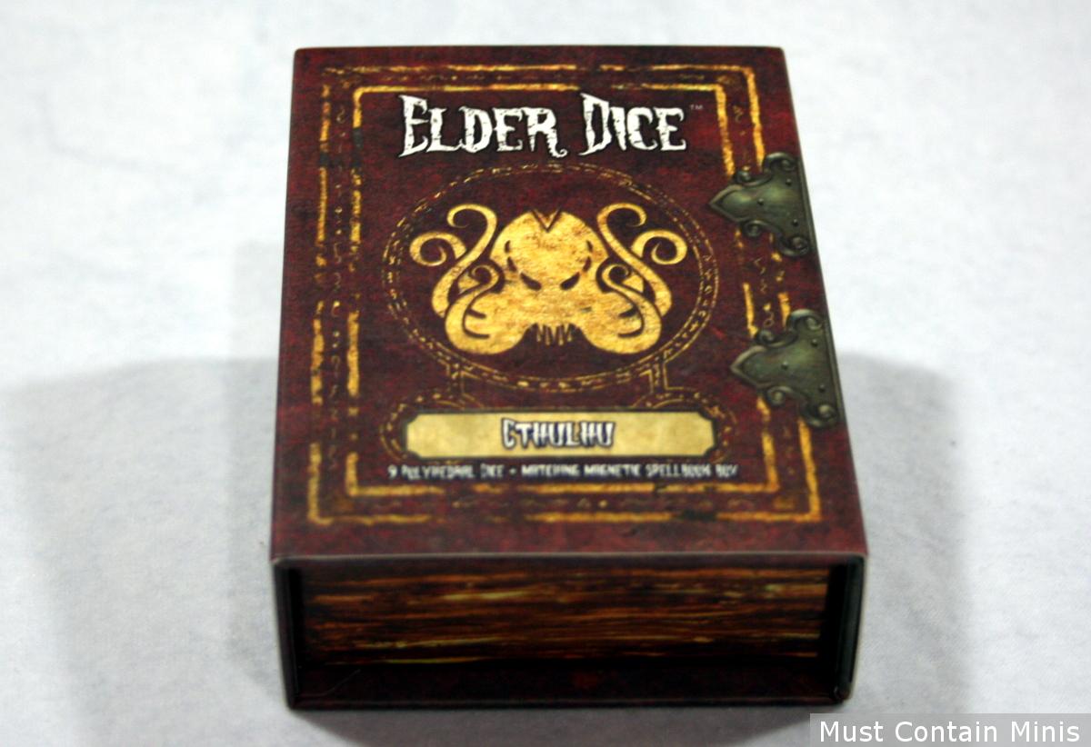 Cthulhu Elder Dice Box
