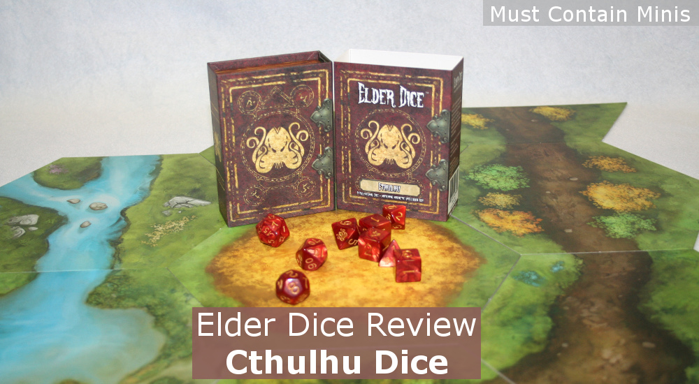 Read more about the article Elder Dice: Cthulhu Dice Review