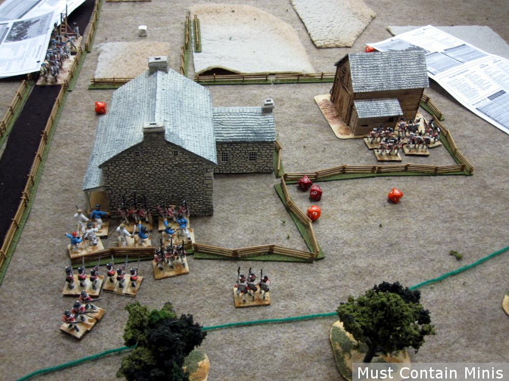 Regimental Fire and Fury Field Hospital