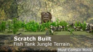 Read more about the article Scratch Built 28mm Jungle Terrain