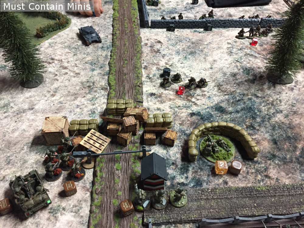 Bolt Action by Warlord Games Battle Report