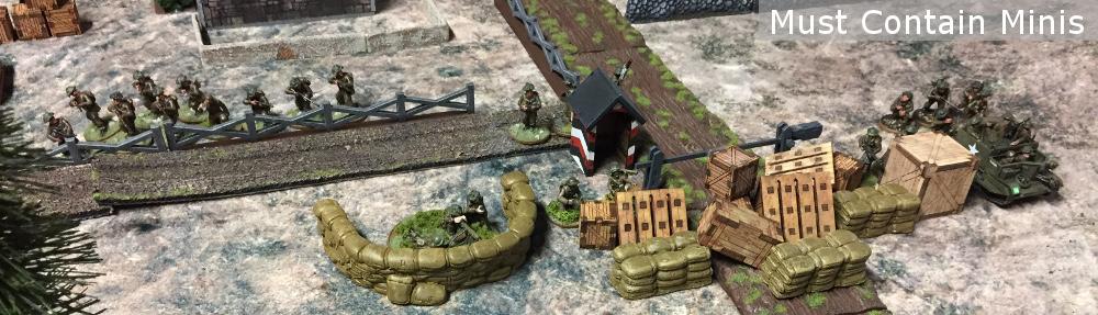 Road Block Deployment Bolt Action