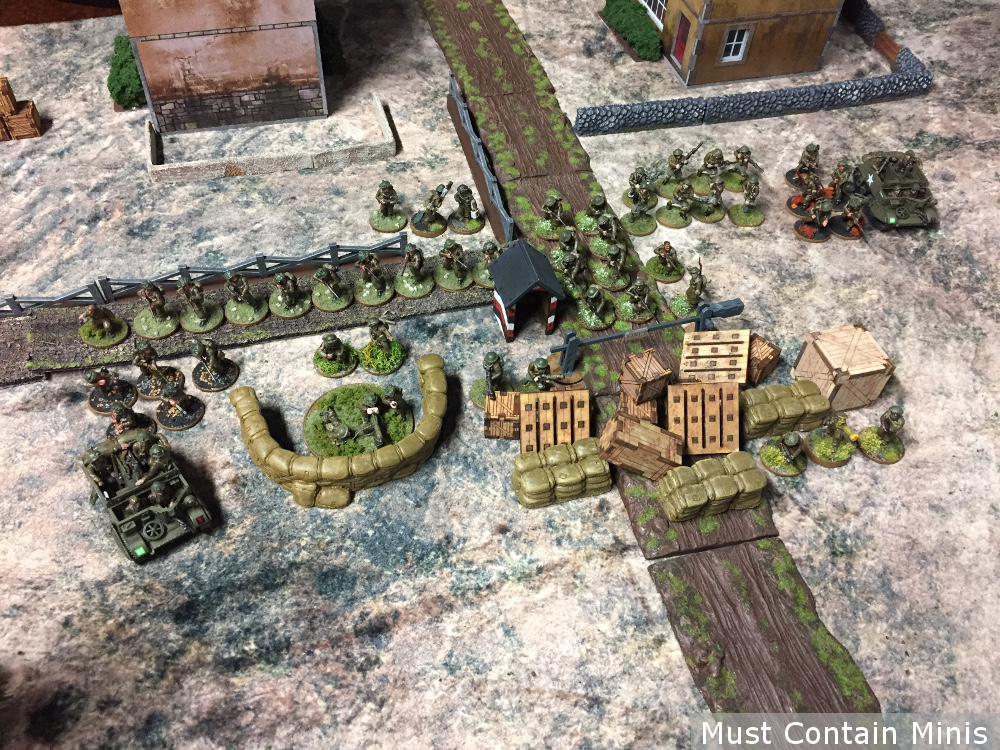 Armies on Parade - British Bolt Action Army for Campaign Sea Lion