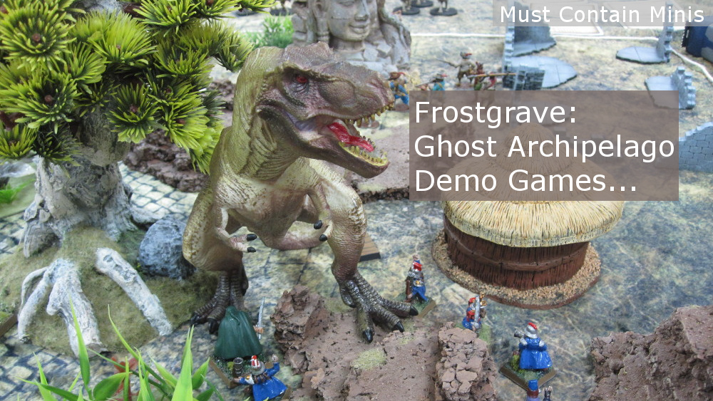 Read more about the article Frostgrave: Ghost Archipelago Demo