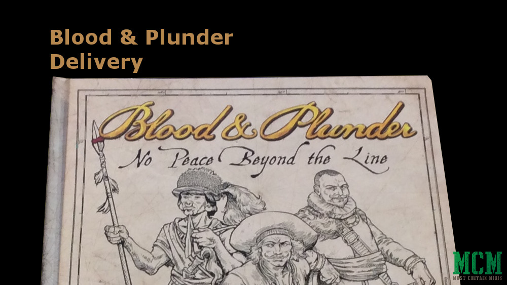 Read more about the article No Peace Beyond the Line – Blood & Plunder Delivery