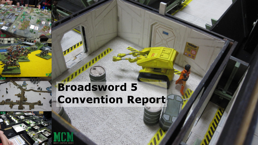 You are currently viewing Broadsword 5 Convention Report