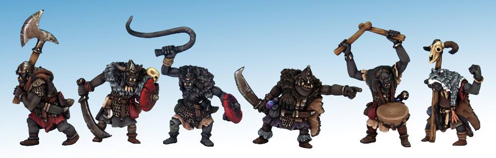 Oathmark Goblin Heroes