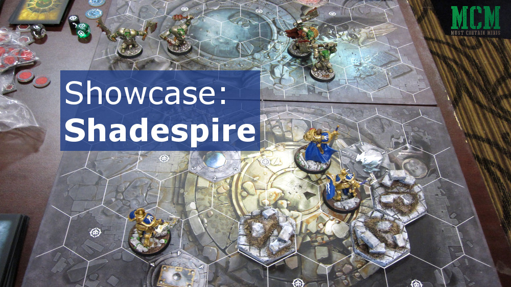 Read more about the article Shadespire: Showcase and First Impressions