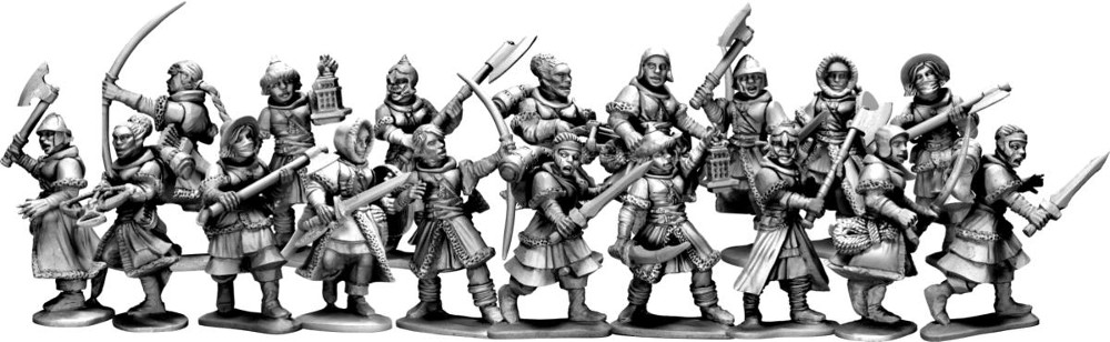 Female Miniatures friendly for family