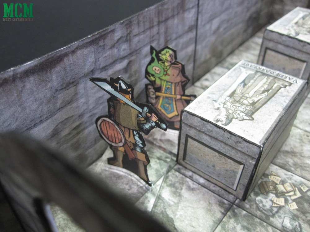RPG - Allies Turn on Each other - Like Dungeons and Dragons, but a Dungeon Crawl instead