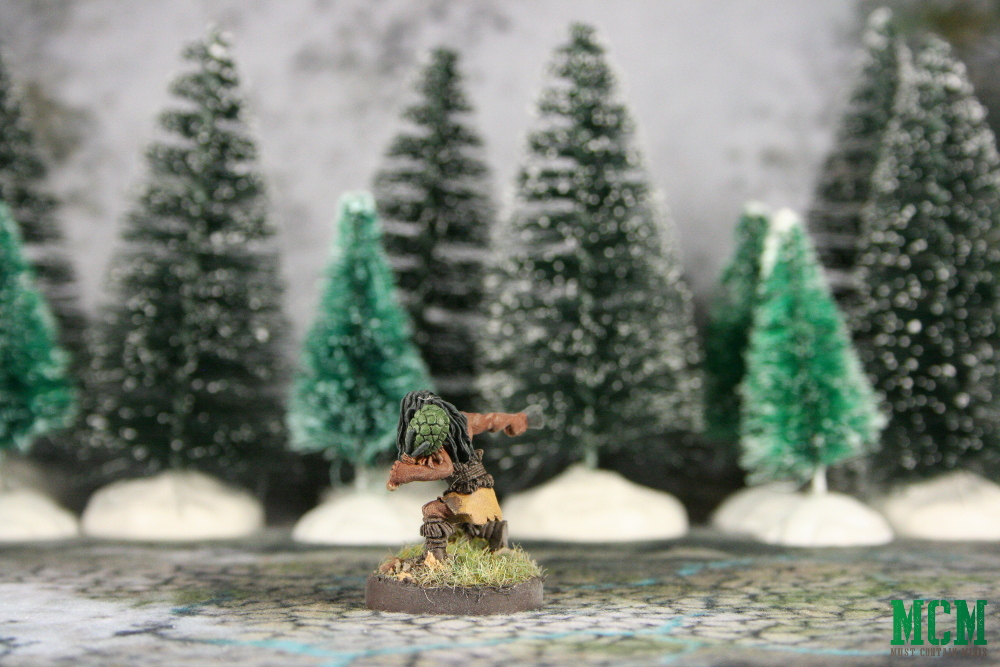 Witch Doctor Miniature in 28mm