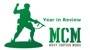Read more about the article A Year In Review – 2018 – Must Contain Minis