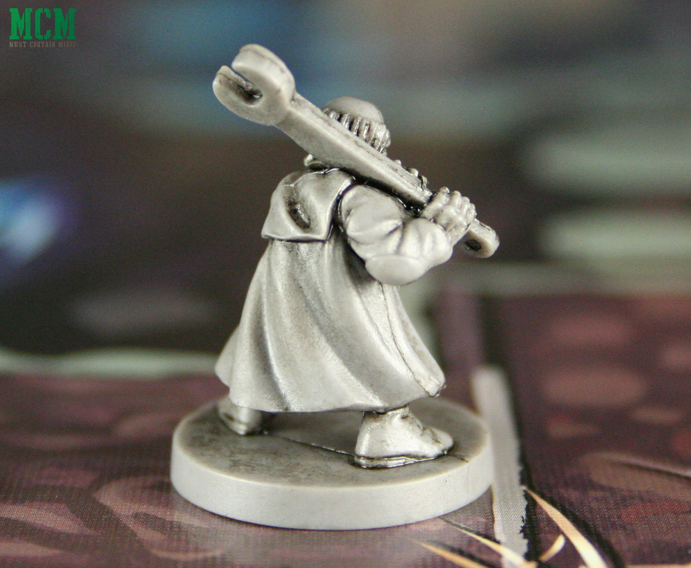 Ginauld Miniature from Wildlands by Martin Wallace.