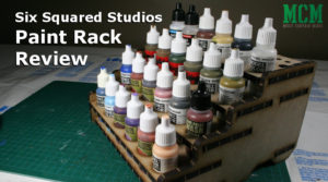 Read more about the article Review: Paint Rack for Dropper Bottles by Six Squared Studios