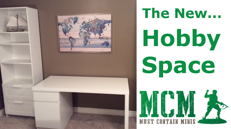 Read more about the article IKEA Furniture for the Hobby Room