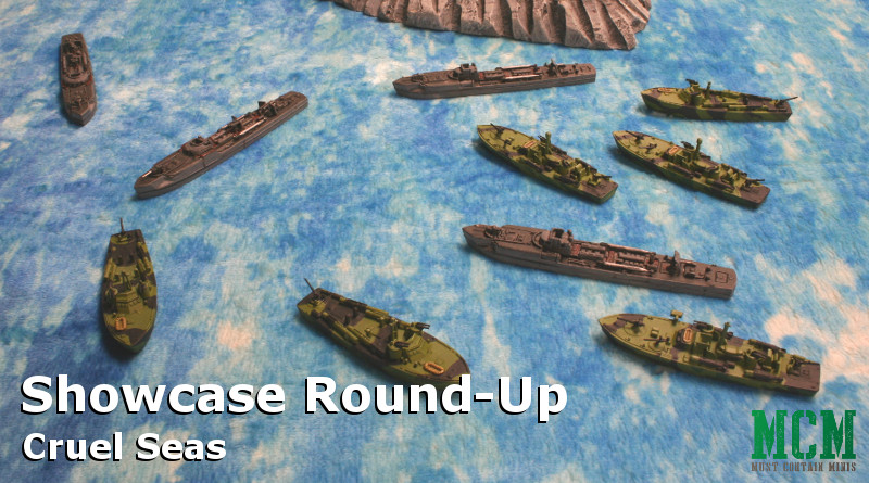 Read more about the article Cruel Seas MTB Showcase Round Up