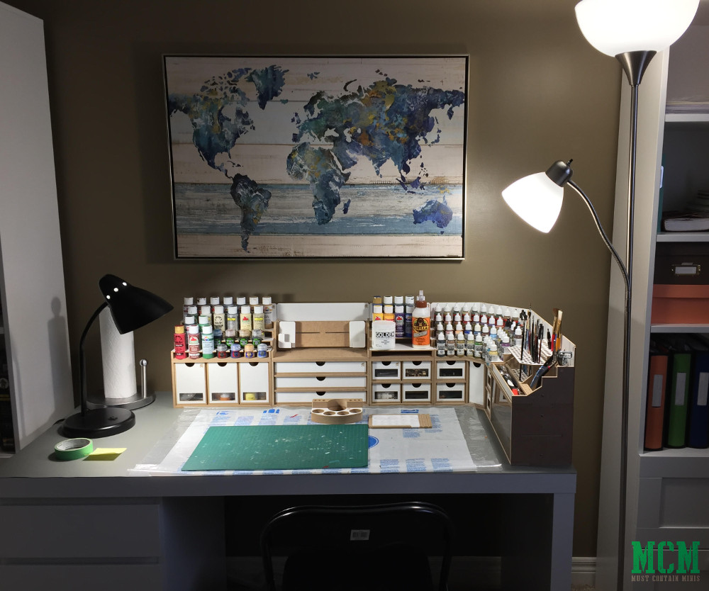 HobbyZone Desk - Gift Ideas for Miniature Wargamers