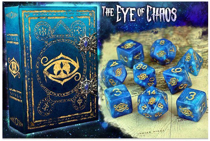 Eye of Chaos Elder Dice