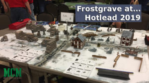 Frostgrave at Hotlead 2019 Hotlead 2019 - Article Roundup