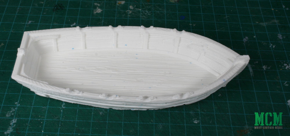 28mm Boat by Six Squared Studios