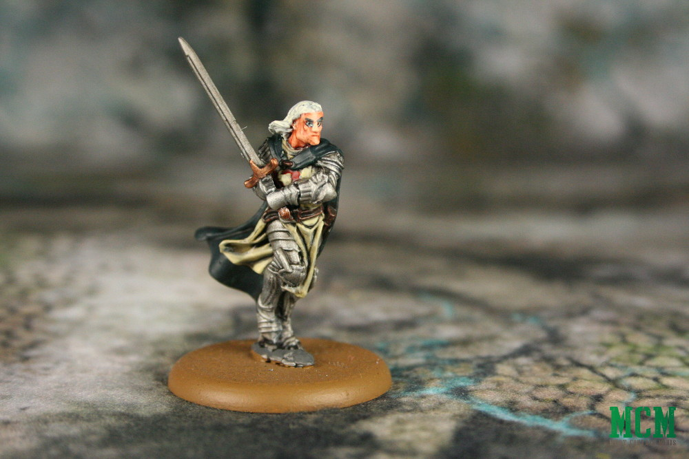 Ser Brynden Tully Charges into Action - Stark Miniatures - A song of ice and fire