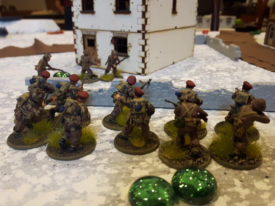 British Airborne Miniatures for Bolt Action - INCOMING 2019 Tournament