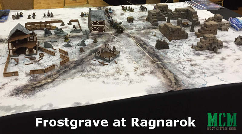 Read more about the article Frostgrave at Ragnarok 2019