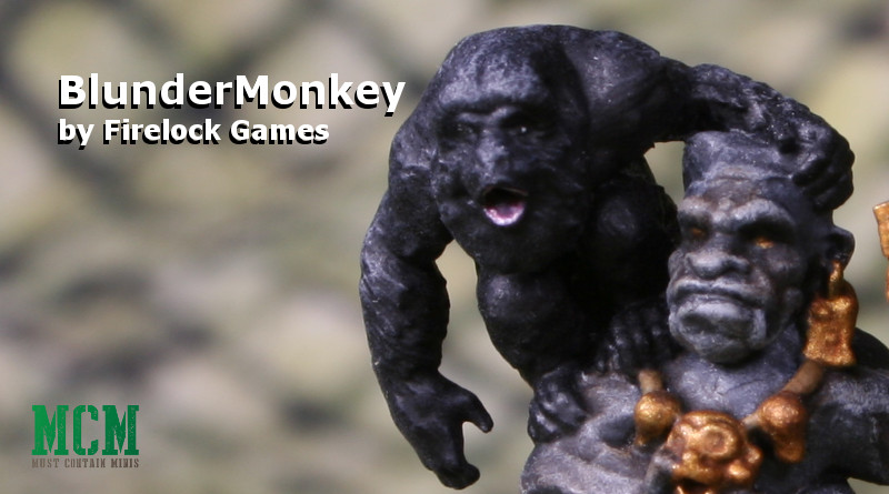 Read more about the article Firelock Games' BlunderMonkey