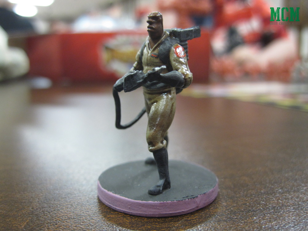 Zeddemore Miniature from Ghostbusters the Board Game