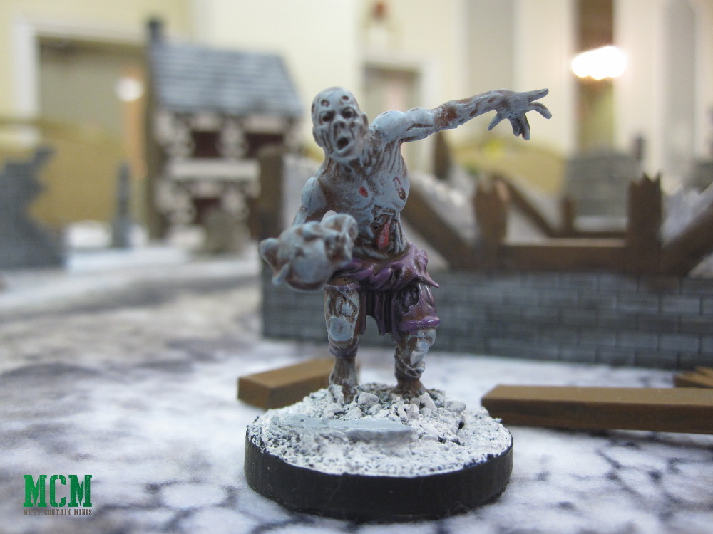 Mantic Zombies Miniatures 28mm gaming