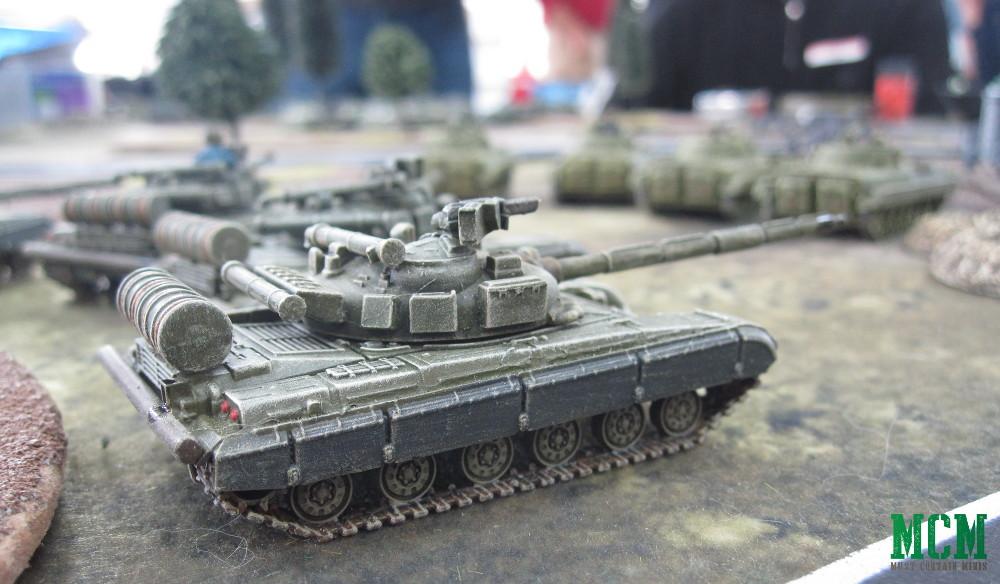 Russian Miniature Tank In Team Yankee