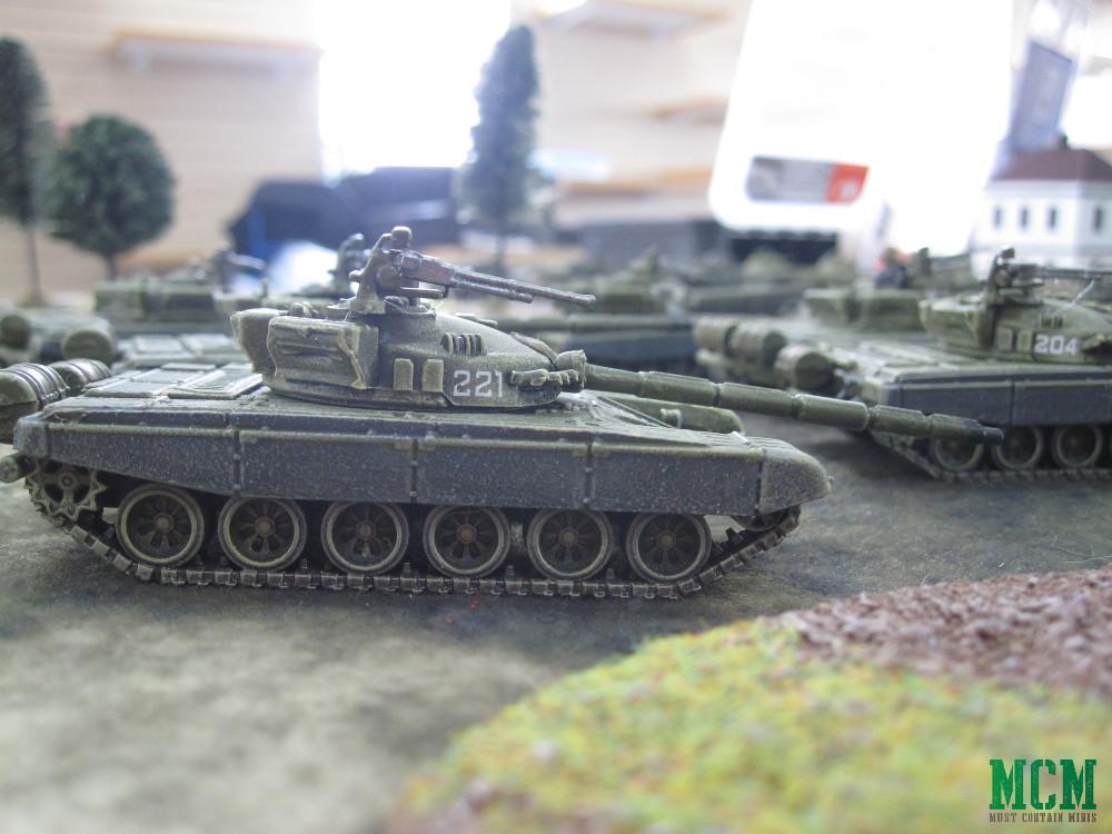 T-72 Miniature Tank 15mm