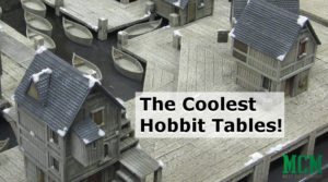 The Coolest Hobbit Gaming Tables out there. Hotlead 2019 - Article Roundup