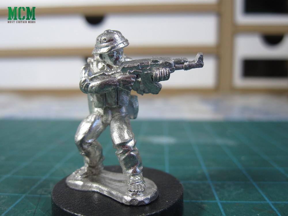 Viet Cong Historical Vietnam War 28mm Miniature - Pulp Figures