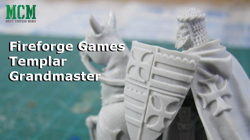 Read more about the article Fireforge Games – Templar Grandmaster