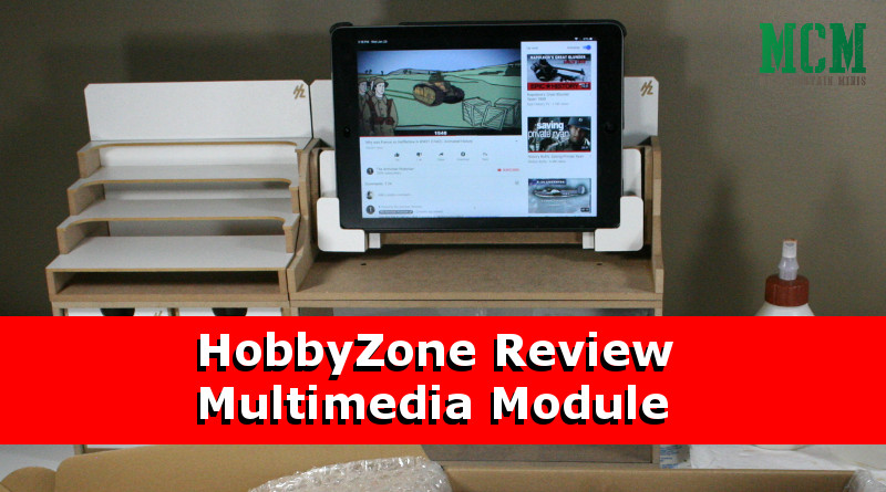 Read more about the article Review – IPad Holder by HobbyZone