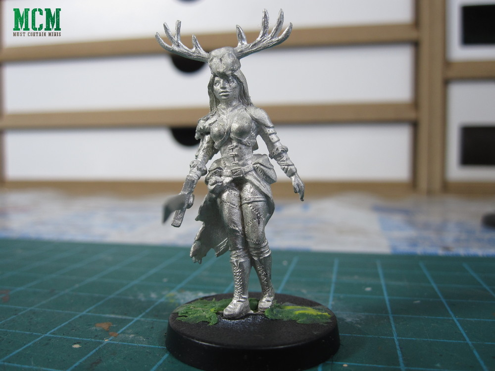 Stag Warrior from Freeblades