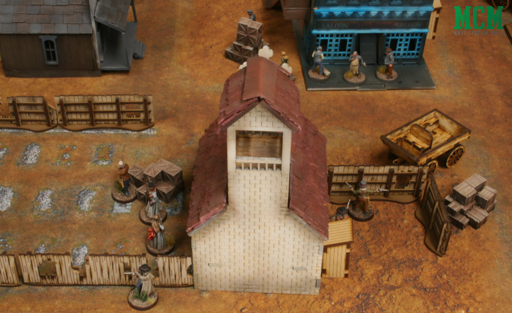 Dracula's America Red Hand Coven Deployment