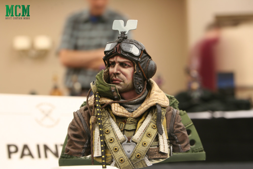 Historical Miniature Painting Competition Winner at Sword and Brush 2019
