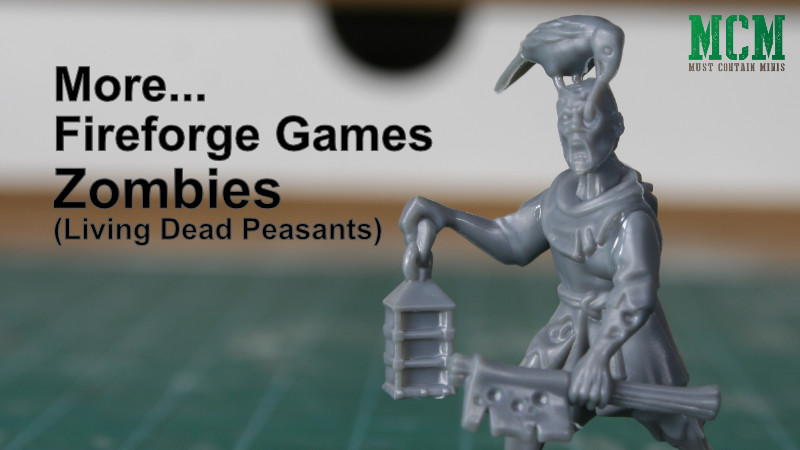 Read more about the article More Living Dead Peasants Fireforge Games