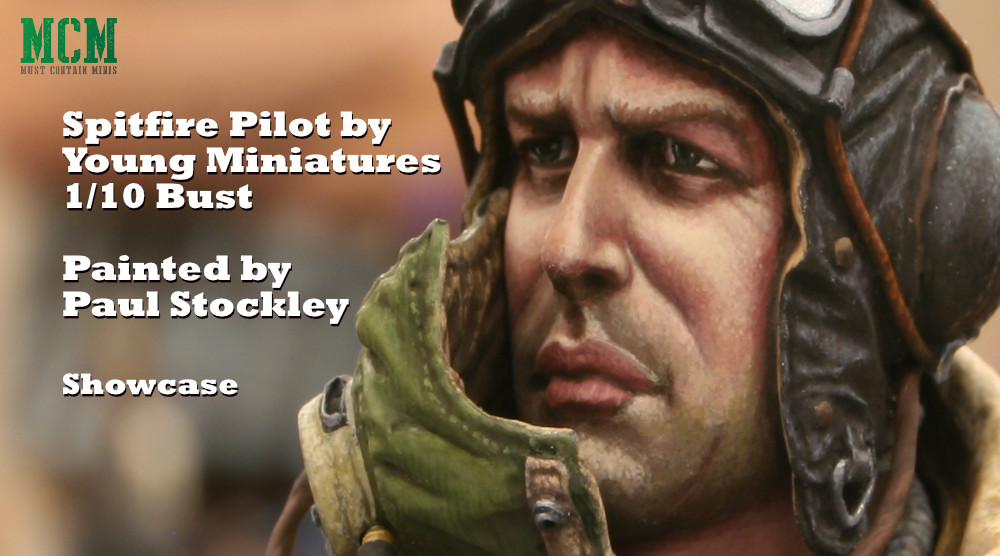 You are currently viewing Young Miniatures – WW2 Spitfire Pilot